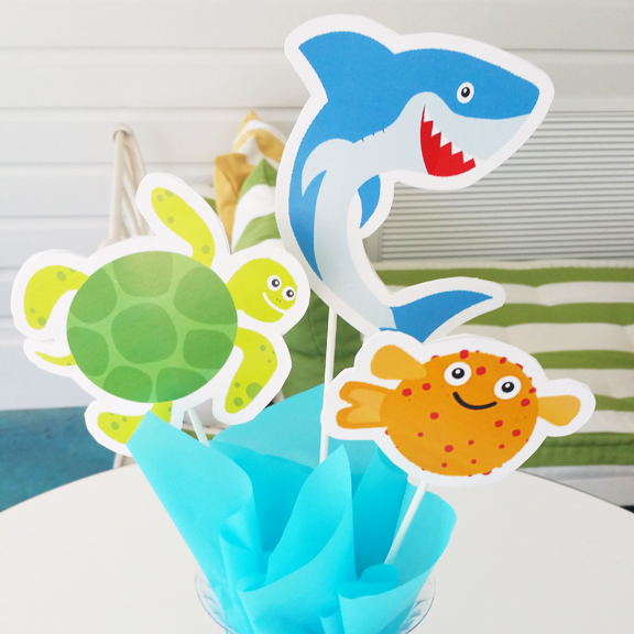 Ocean Friends Under the Sea - Sea and Friends Collection