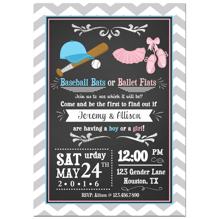 Baseball Bats or Ballet Flats