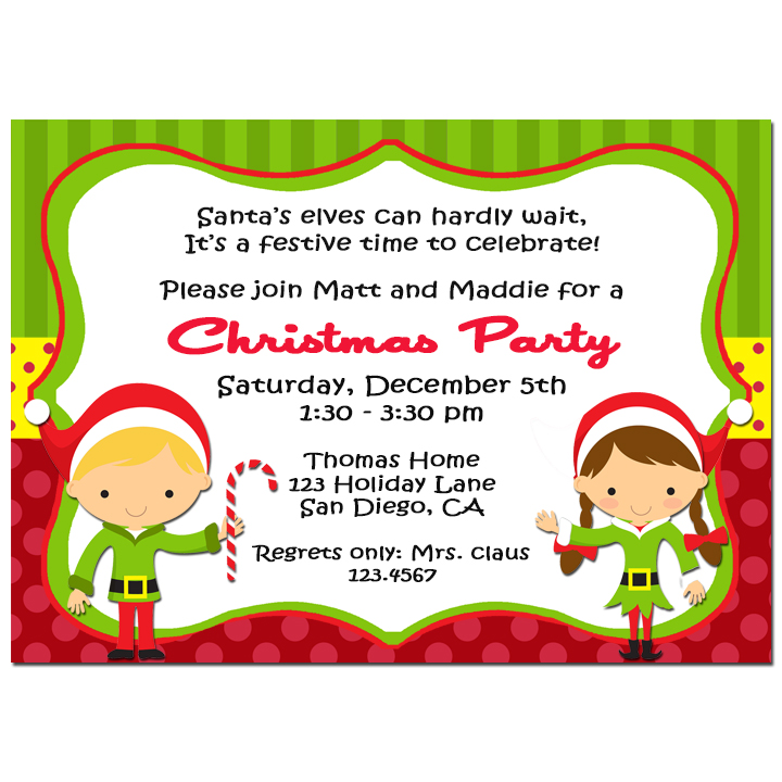 Santa's Elves - Elf Kids Collection
