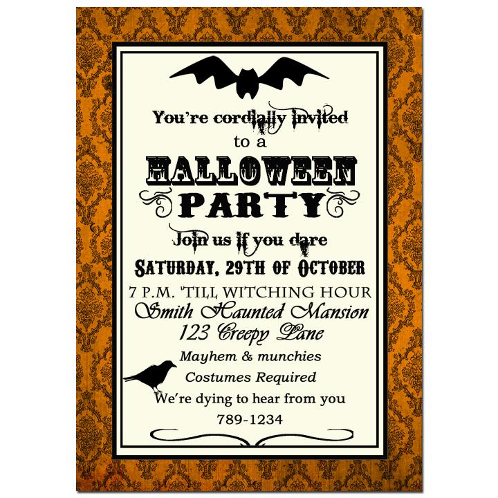 Halloween Vintage Inspired