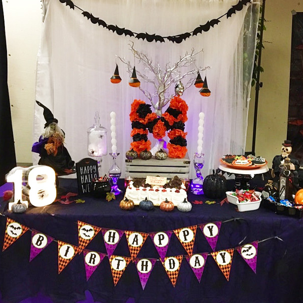Whimsy Halloween - Whimsical Chic Halloween Party Collection