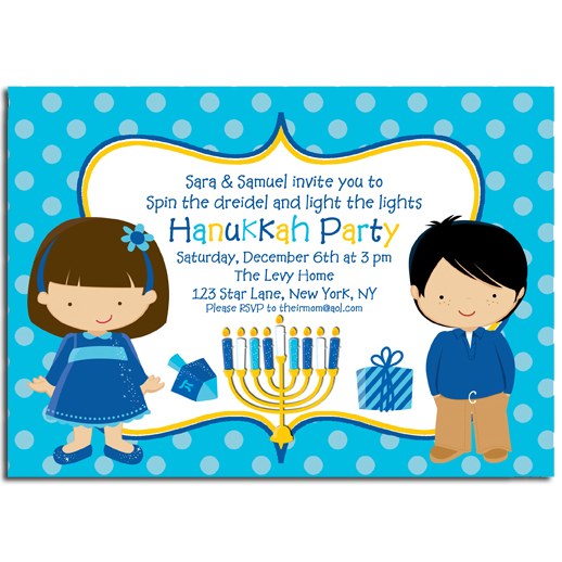 Hanukkah - Menorah Dreidel Collection