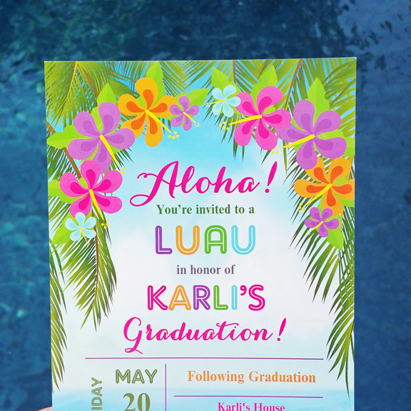 Luau Beach Collection
