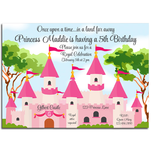 Princess Castle - Royal Celebration