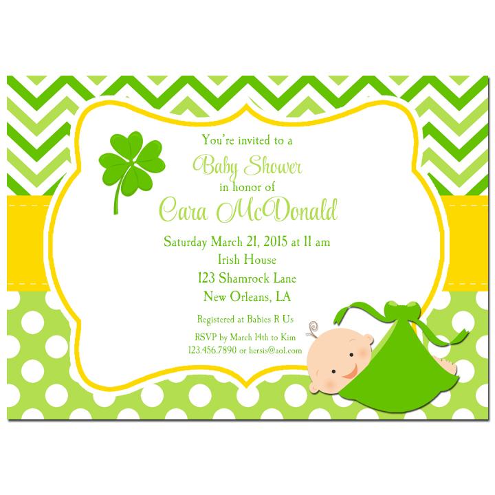St. Patrick's Baby Bundle