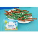 Ocean Friends Tent Syle Food Labels