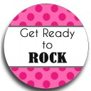 Rock Star Diva Envelope Seals