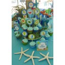 Ocean Friends Cupcake Toppers