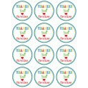Country Fair Favor Tags - Country at Heart Collection