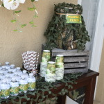 Army Camouflage Birthday Party