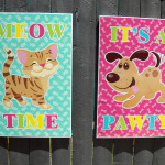 Cats and Dogs Birthday PAW-ty!