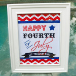 FREE Fourth of July Printable