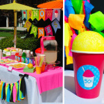 Snow Cone Stand for a Good Cause