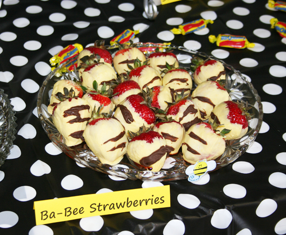 ba bee strawberries