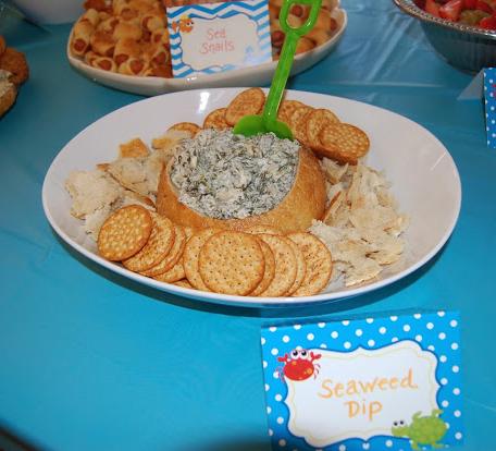 under the sea food 4
