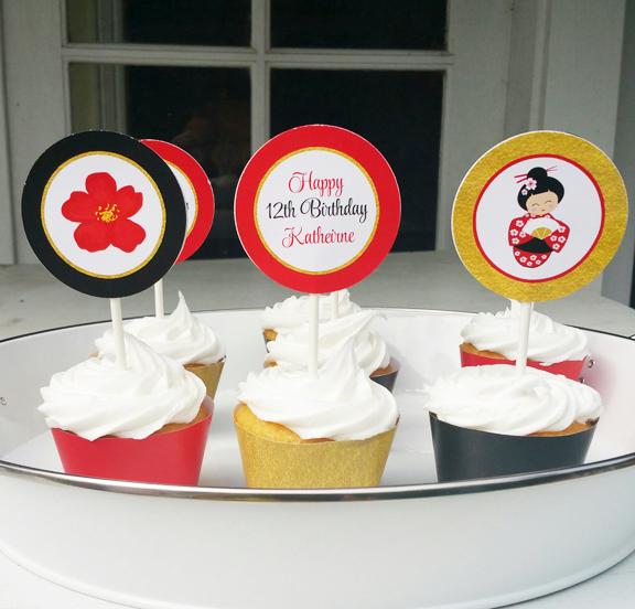 cupcake topper pub2