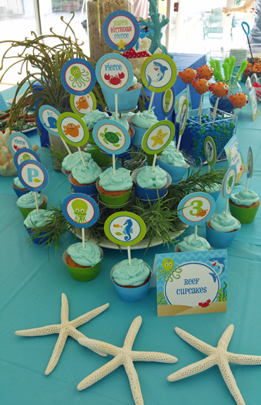 cupcake toppers pub