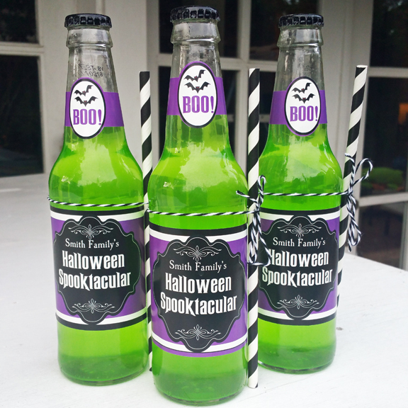 purple soda lable pub