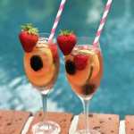 Sangria Blanca - Perfect Summer Cocktail