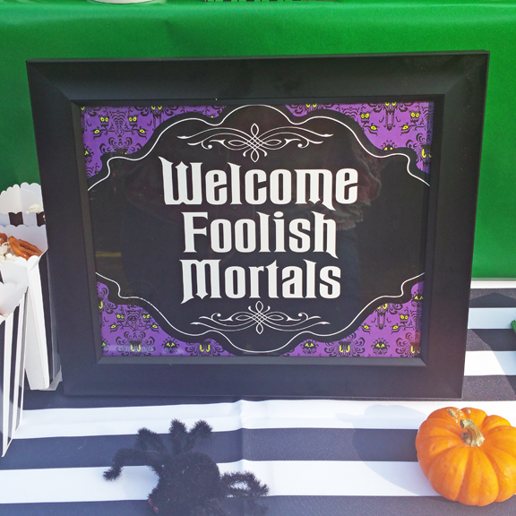 sign foolish mortals pub