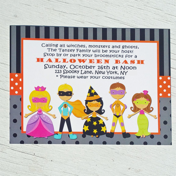 halloween kids pub