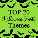 Top 20 Halloween Party Themes