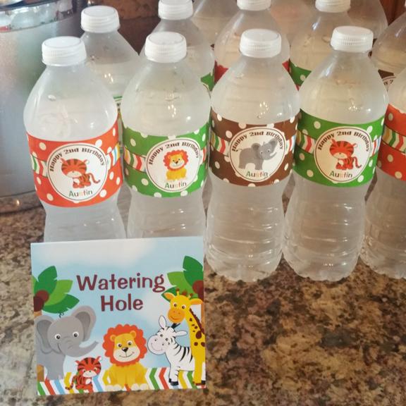 WATER PUB