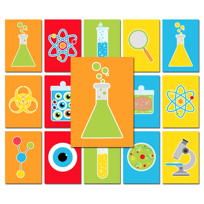 Boy Science Party - Super Scientist Collection