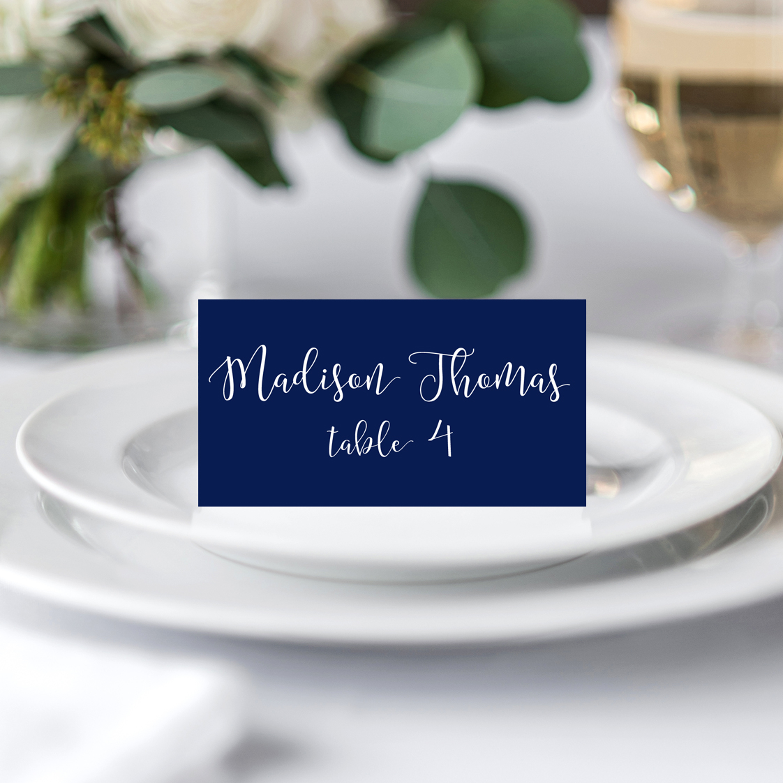 Place Cards Escort Cards