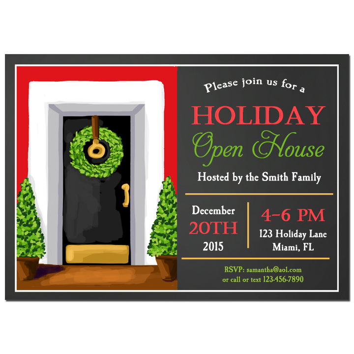 Holiday Open House - Christmas Home Collection