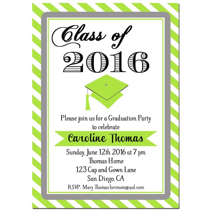 Graduation Stripe