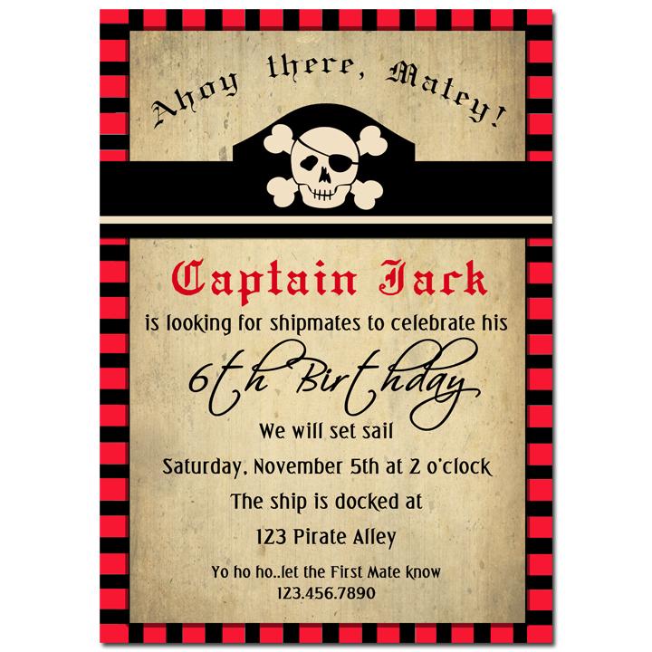 Pirate - Swashbuckling Fun