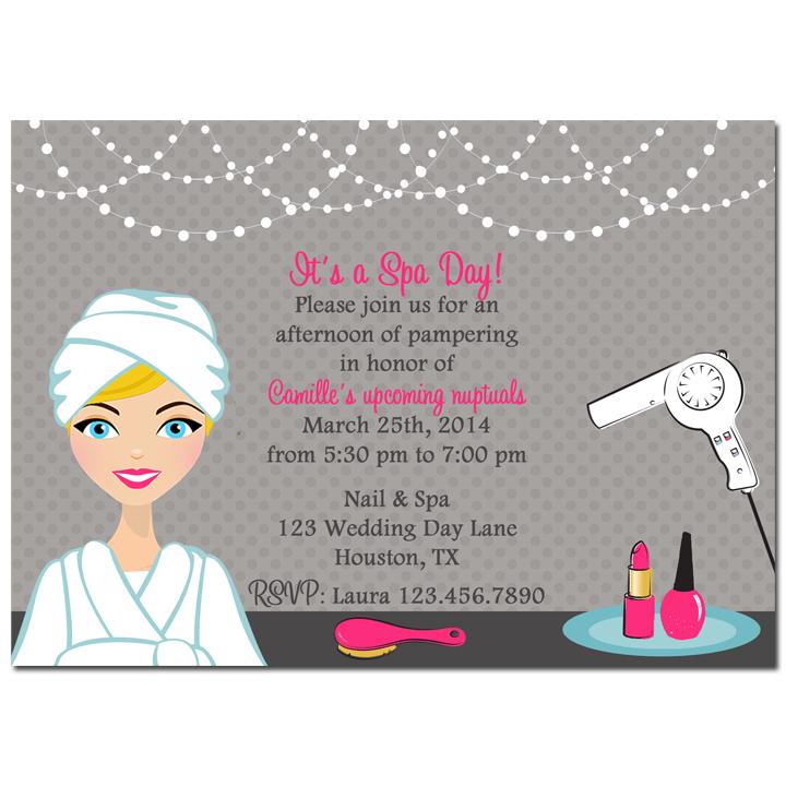 Bridal Spa Day