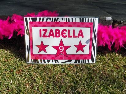 Rock star sign