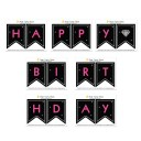 "Fabulous ""Happy Birthday"" Banner"