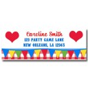 country fair return address labels