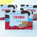Cowboy Hat Thank You Notes