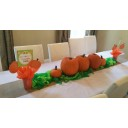 Pumpkin Patch Personalized Centerpiece Toppers - My Little Pumpkin Collection