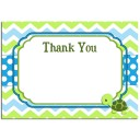 Turtle Thank You Note