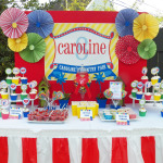 Country Fair Birthday and Carnival Party Ideas