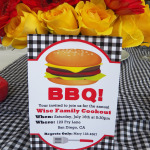 Backyard Grill Party - Barbeque Fun