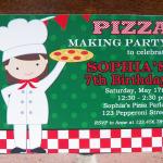 Pizzeria Pizza Party - Let's Make Pizza