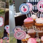A Spa Soiree – Mani Pedi Birthday Party