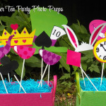 Mad Hatter Inspired Tea Party