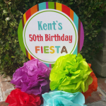 Mexican Fiesta 50th Birthday